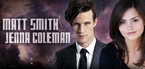 DOCTOR WHO � Matt Smith & Jenna Coleman DUAL VIP Experience @ Wizard World Comic Con New Orleans 2016