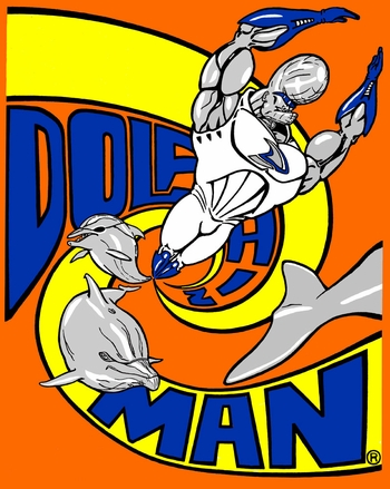 <i>Dolphinman</i> Chicago Comic Con Exclusive T-Shirt