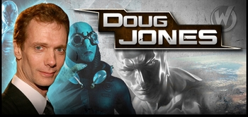 Doug Jones, <i>Silver Surfer & Abe Sapien</i>, Joins the Wizard World Tour!