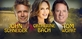 DUKES OF HAZZARD � John Schneider, Tom Wopat & Catherine Bach TRIPLE VIP Experience @ Wizard World Comic Con Nashville 2015