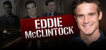 Eddie McClintock, <i>Pete Lattimer,</i> �Warehouse 13,� Coming to