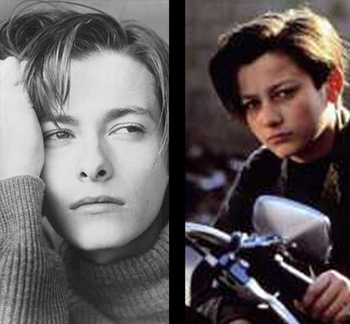 EDWARD FURLONG ESCAPES TERMINATION AT THE BIG APPLE COMIC CON!