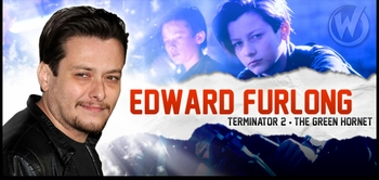 Edward Furlong, <i>TERMINATOR 2: JUDGMENT DAY</i>, Joins the Wizard World Comic Con Tour!