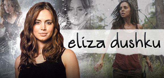Eliza Dushku, <i>Faith</i>, �Buffy the Vampire Slayer� & �Angel� Coming to Sacramento 2015!
