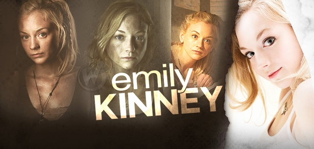 Emily Kinney, <i>Beth Greene</i>, �The Walking Dead,� Coming to New Orleans!