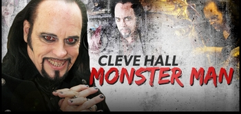 EMMY AWARD NOMINEE Cleve Hall, �Monster Man,� Coming to Chicago Comic Con!