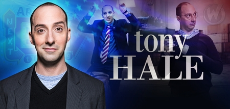 Emmy Award Winner Tony Hale, �Arrested Development,� �Veep� To Make Special Appearance At Wizard World Richmond Comic Con At Boxing Clever Booth #202