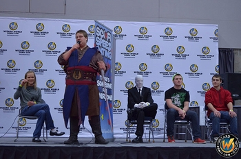 Enter, Stage Right! Events Set For Wizard World Show Stage @ New Orleans Comic Con