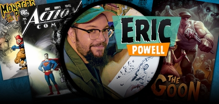 Eric Powell, <i>5-Time Eisner Award Winner</i>, Joins the Wizard World Comic Con Tour!