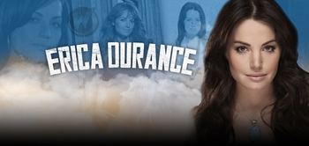 Erica Durance, <i>Lois Lane</i>, �Smallville,� Coming to Austin Comic Con!