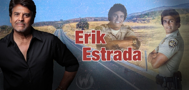 Erik Estrada, <i>Officer Frank Poncherello</i>, �CHiPs ,� Coming to Reno & Cleveland!