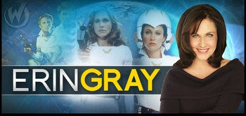Erin Gray, <i>Col. Wilma Deering</i> from  �Buck Rogers in the 25th Century� To Appear @ Philadelphia Comic Con!