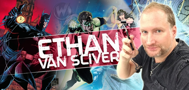 Ethan Van Sciver, <i>Green Lantern</i>, Coming to San Jose & Ft. Lauderdale