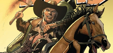 Ethan Van Sciver Variant Cover of Robert Kirkman�s <i>The Walking Dead #1</i> Debuts at Wizard World Chicago Comic Con