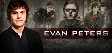 Evan Peters VIP Experience @ Philadelphia Comic Con 2014