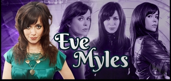 Eve Myles, <i>Gwen Cooper</i>, �Torchwood,� Coming to Austin Comic Con!