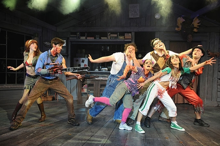 Limited Run Of �Evil Dead - The Musical� @ Tennessee Performing Arts Center