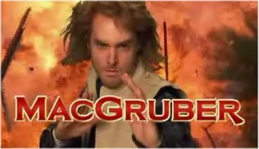 EXCLUSIVE MACGRUBER TRAILER IN WIZARD NEWSLETTER