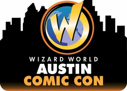 EXHIBITORS/CELEBRITIES & SPECIAL GUESTS/ARTISTS & WRITERS @ AUSTIN COMIC CON