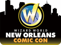 EXHIBITORS/CELEBRITIES & SPECIAL GUESTS/ARTISTS & WRITERS @ NEW ORLEANS COMIC CON
