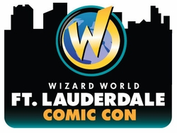 EXHIBITORS/CELEBRITY & SPECIAL GUESTS/ARTISTS & WRITERS @ FORT LAUDERDALE COMIC CON
