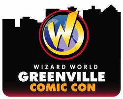 EXHIBITORS/CELEBRITY & SPECIAL GUESTS/ARTISTS & WRITERS @ GREENVILLE COMIC CON