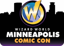 EXHIBITORS/CELEBRITY & SPECIAL GUESTS/ARTISTS & WRITERS @ MINNEAPOLIS COMIC CON