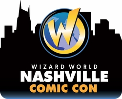 EXHIBITORS/CELEBRITY & SPECIAL GUESTS/ARTISTS & WRITERS @ NASHVILLE COMIC CON