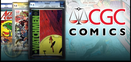 Fans Can Submit Comics To CGC @ Wizard World!