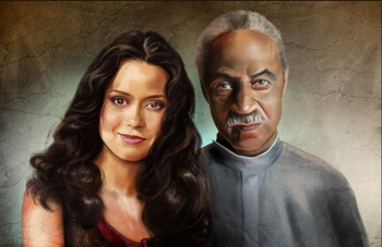 <i>Firefly/Serenity</i> Ohio Comic Con VIP Exclusive Lithograph by Cris Delara