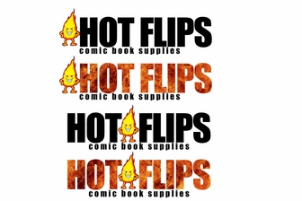 Flip On Over To Hot Flips For Comics And Art Supplies @ Wizard World
