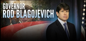 Former Illinois Governor Rod Blagojevich To Appear @ Chicago Comic Con