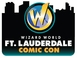 Fort Lauderdale Comic Con 2015 Wizard World Convention 1-Day Admission (Friday, Saturday OR Sunday) October 2-3-4, 2015