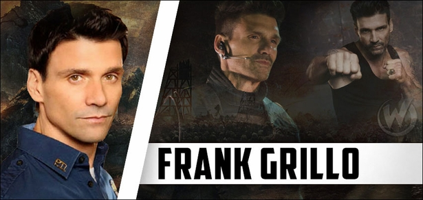 Frank Grillo, <i>Brock Rumlow/Crossbones</i>, CAPTAIN AMERICA, Coming to New Orleans & Cleveland!