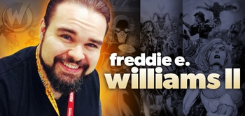 Freddie E. Williams II, <i>Green Arrow</i> , Joins the Wizard World Comic Con Tour!