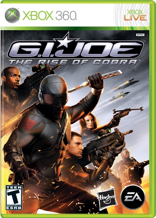 G.I. JOE THE RISE OF COBRA FEATURED AT CHICAGO COMIC-CON