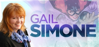 Gail Simone, �Batgirl� Writer, Coming to Portland Comic Con!