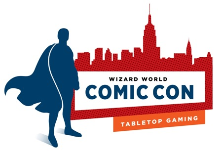 GAREB SHAMUS,  ANNOUNCES SANCTIONED TABLETOP TOURNAMENT GAMING ON THE WIZARD WORLD COMIC CON TOUR