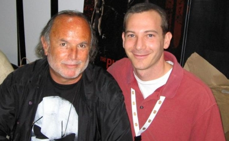 Gareb Shamus Welcomes Avi Arad, Iconic Movie Producer, To Anaheim Comic Con!