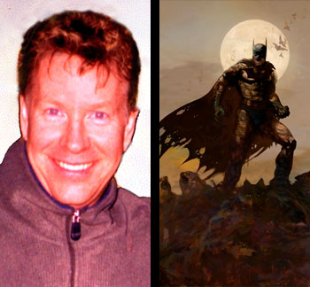 Gareb Shamus Welcomes Award Winning Creator And Renowned Zombies Artist Arthur Suydam To The Wizard World Comic Con Tour!