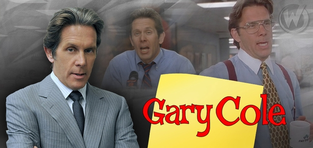 Gary Cole, <i>Bill Lumbergh</i>, OFFICE SPACE, Coming to Portland!
