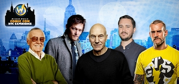 General Admission Tickets Now On Sale For Wizard World Comic Con NYC Experience, June 28-30!