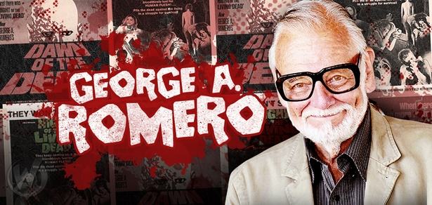 George Romero, NIGHT OF THE LIVING DEAD, DAWN OF THE DEAD, Coming to St. Louis!