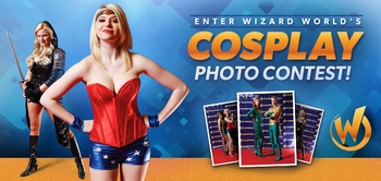 Get Your Cosplay On: Enter Wizard World�s Cosplay Photo Contest!