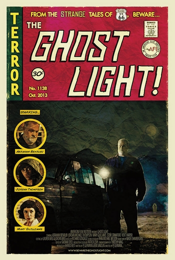 �Ghost Light� Earns �Best In Show� @ Wizard World Film Festival In Sacramento