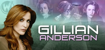 Gillian Anderson, �Special Agent Dana Scully,� <i>The X-Files</i>, Coming to New Orleans Comic Con!