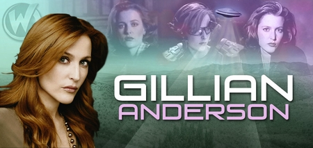 Gillian Anderson, �Special Agent Dana Scully,� <i>The X-Files</i>, Coming to Minneapolis!