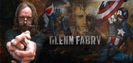 Glenn Fabry, <i>EISNER AWARD WINNER</i>, Coming to Atlanta & Philadelphia!