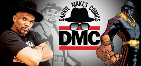 Legendary Hip-Hop icon Darryl DMC McDaniels Joins the Wizard World Comic Con Tour!