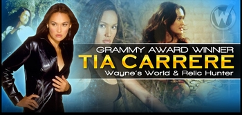 GRAMMY AWARD WINNER Tia Carrere Coming to Chicago Comic Con!